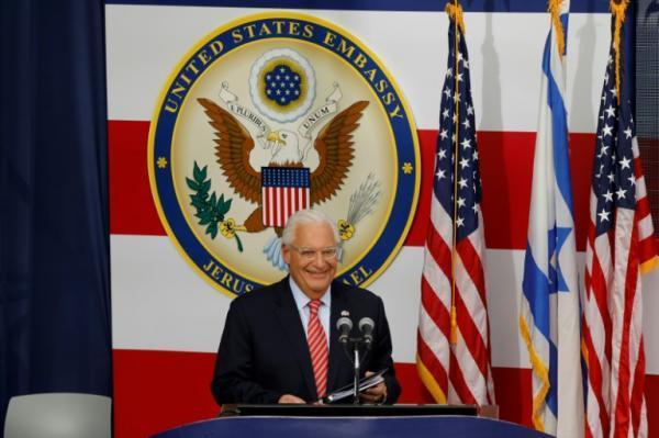 فريدمان: لا نحتاج دولة فلسطينية بين إسرائيل والأردن