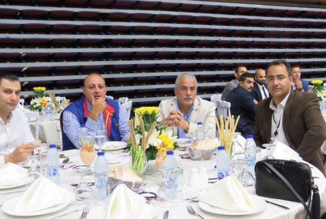 جامعتنا بتجمعنا ……. كرنفال احتفالي بهيج في اللقاء الثاني لخريجي جامعة عمان الأهلية