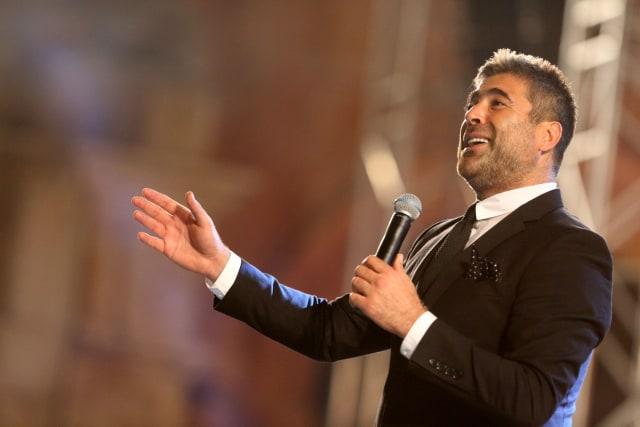 وائل كفوري يشعل أجواء مهرجان جرش للثقافة والفنون