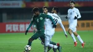 المنتخب الوطني ينتصر على السعودية بثلاثية في ختام مشواره ببطولة غرب اسيا