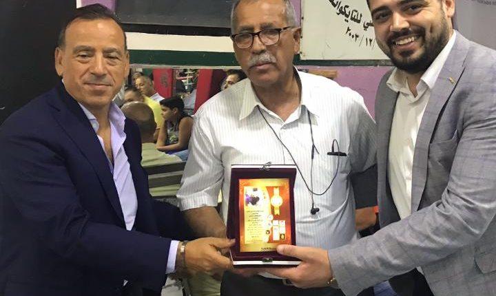 مركز فلسطين للتايكواندو يحتفل بعامه الثلاثين في ميدان التايكواند ويحتفل براس السنة الهجرية