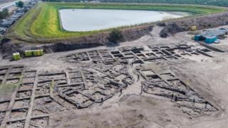 في فلسطين اكتشاف مدينة أثرية عمرها خمسة آلاف عام