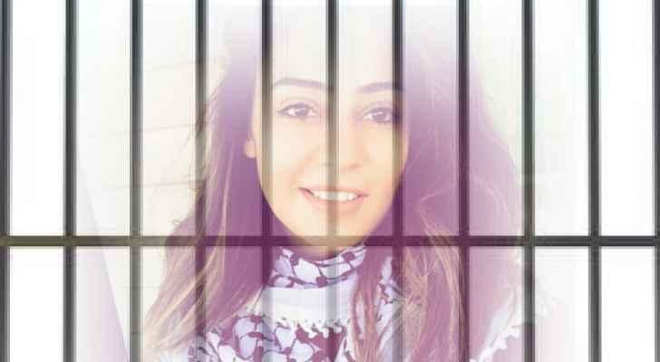 الكشف عن تفاصيل مروعة لظروف اعتقال الاحتلال للأسيرة الأردنية هبة اللبدي