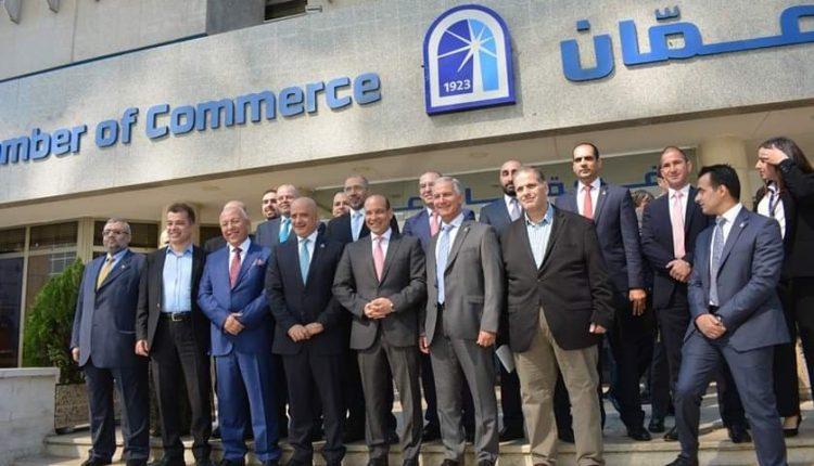 اتفاقية تغطيات تأمينية طبية بين غرفة تجارة عمان و  الخليج للتأمين- gig Jordan