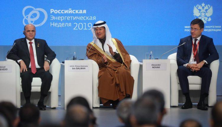 سمو وزير الطاقة : طوينا صفحة الهجمات وإنتاج النفط عاد بالكامل