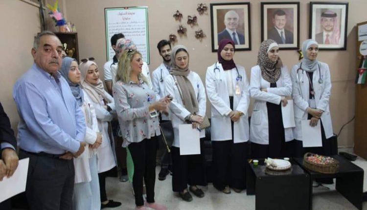 جمعية نور السما الخيرية تتقدم بجزيل الشكر  لمستشفى الاستقلال.لمساهمتهم باليوم الطبي المجاني