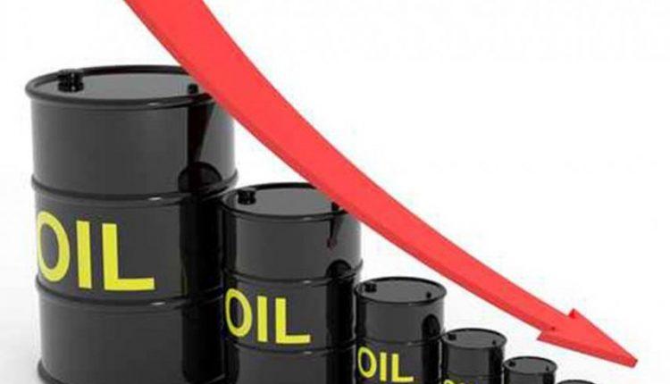 هبوط النفط  بشكل حاد .. والخام الأمريكي ينخفض 4.5%
