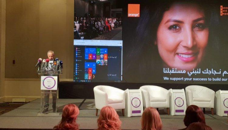 Orange الأردن راعي الاتصالات الرسمي لمؤتمر «نساء على خطوط المواجهة»