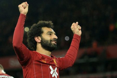 محمد صلاح ضمن أفضل ثلاثة لاعبين في العالم