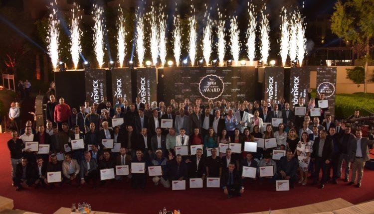 فنادق ومنتجعات موفنبيك الأردن تحتفل وتكرم موظفيها لعام 2019