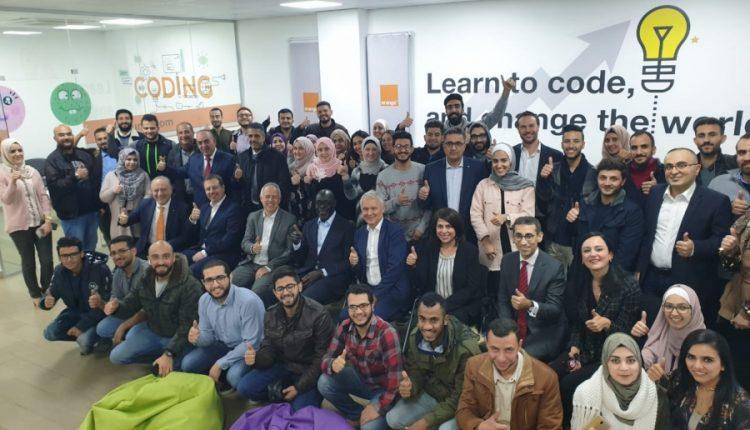 أكاديمية Orange للبرمجة تجسيد لمفهوم التدريب من أجل التشغيل