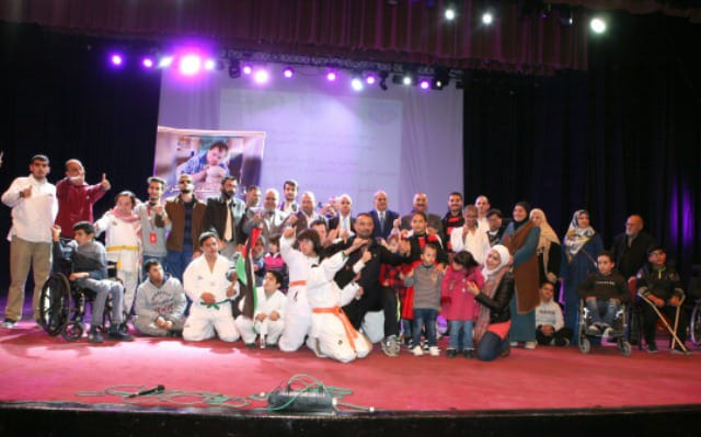 """عمادة شؤون الطلبة في الجامعة الأردنية تنظم احتفالية """"للحياة ألف طريق""""،"""