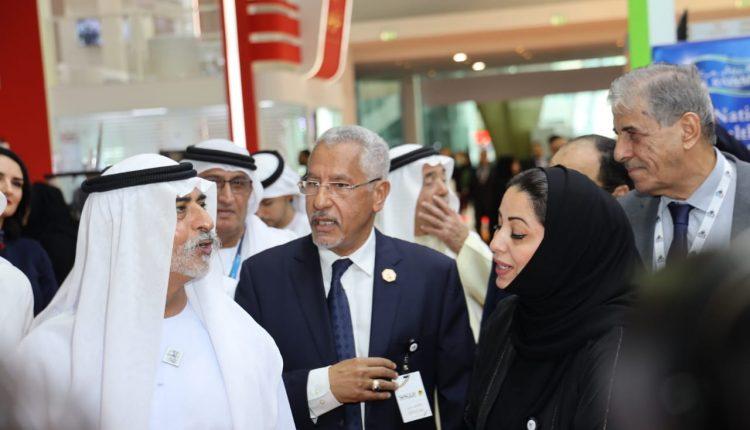 نهيان مبارك يزور معرض أبوظبي الدولي للتمور 2019 جائزة خليفة لنخيل التمر تعزز مكانة الإمارات في خمس عواصم عربية