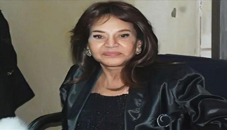 رحلت الفنانة المصرية الكبيرة  ماجدة الصباحي.
