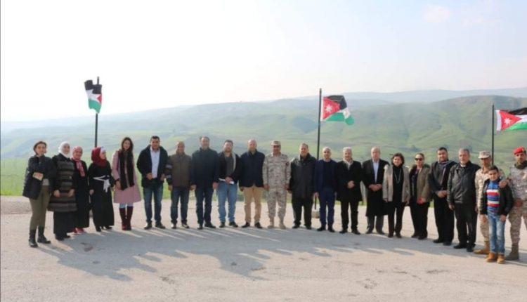 وفد من جماعة عمان لحوارات المستقبل يزور واجهة المنطقة العسكرية الشمالية