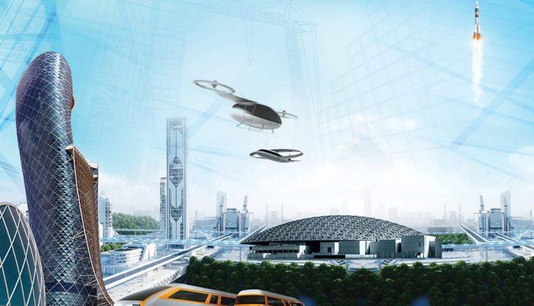 مدن المستقبل – مدن ذكية تواكب الثورة الصناعية الرابعة