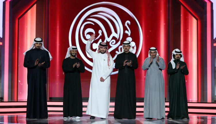 ختام حماسي لأمسيات المرحلة الأولى من برنامج شاعر المليون