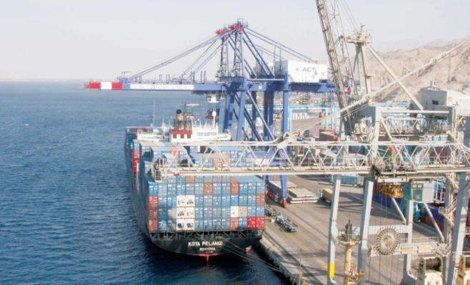 العقبة: منع طواقم بواخر البضائع الصينية من النزول إلى المدينة
