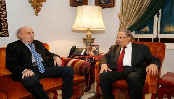 """أسبوع انهيار سعد الحريري ووليد جنبلاط في """"التسوية الرئاسية"""