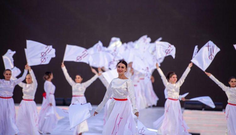 """جواهر القاسمي تشهد افتتاح النسخة الخامسة لـ """"عربية السيدات 2020"""
