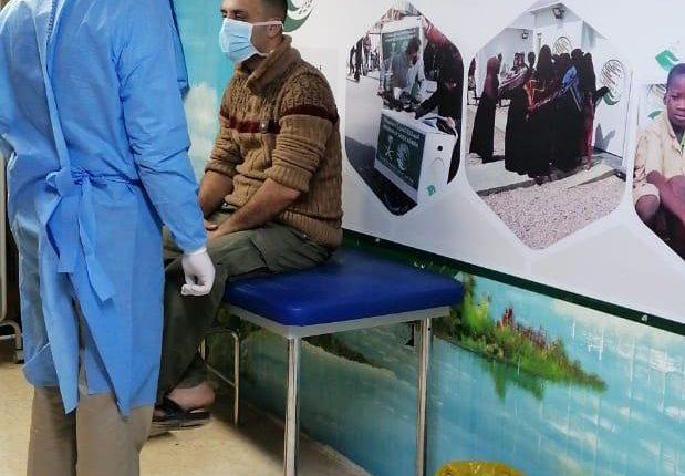 عيادات مركز الملك سلمان للإغاثة في مخيم الزعتري تدشن خططا وقائية لمواجهة فيروس كورونا