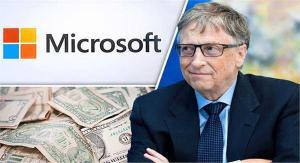 """بيل غيتس يرحل عن """"مايكروسوفت"""" بعد 45 عاما من ادارتها"""