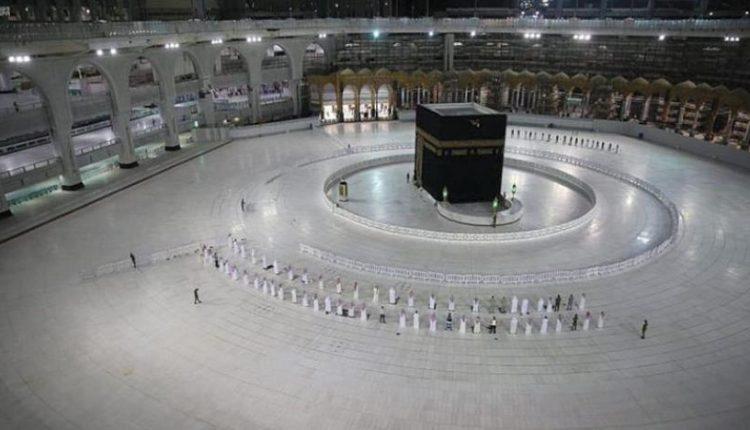 إقامة صلاة العيد في الحرمين غداً دون مصلين.بموافقة الملك سلمان