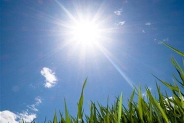 الطقس مُشمساً وحاراً نسبياً بوجهٍ عام في معظم مناطق المملكة،   الأحد