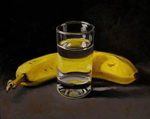 الموز والماء قبل الفطور لخسارة الوزن .. إليكم البرنامج السهل