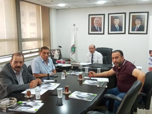 """شركة """"الضامنون العرب"""" للتأمين تعقد اجتماع الهيئة العامة وتتخذ عدد من القرارات ..(صـور)"""