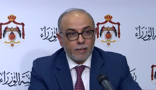 الوزني: 1110 فرص عمل لأردنيين في استثمارات جديدة