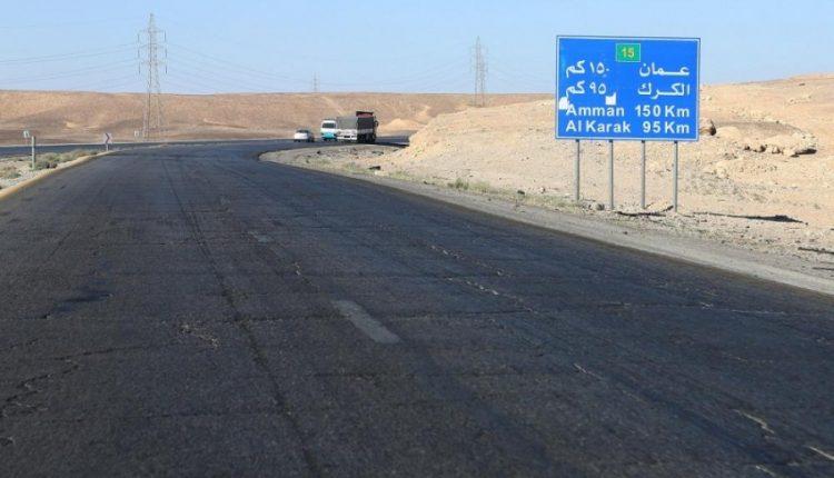 افتتاح المرحلة الثالثة من مشروع الطريق الصحراوي