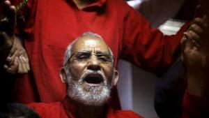 محكمة النقض المصرية تؤيد حكم السجن المؤبد لمرشد جماعة الإخوان محمد بديع و 5 آخرين