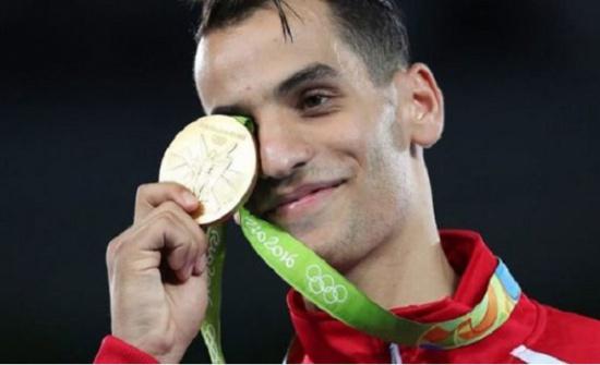 هذا ما كتبه البطل الأولمبي أحمد أبو غوش عبر حسابه الشخصي .. ماهي رسالته؟