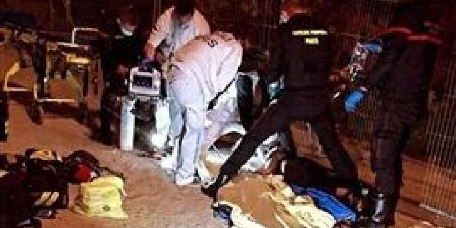 تعرضت امرأتان مسلمتان للطعن تحت برج إيفل.باريس