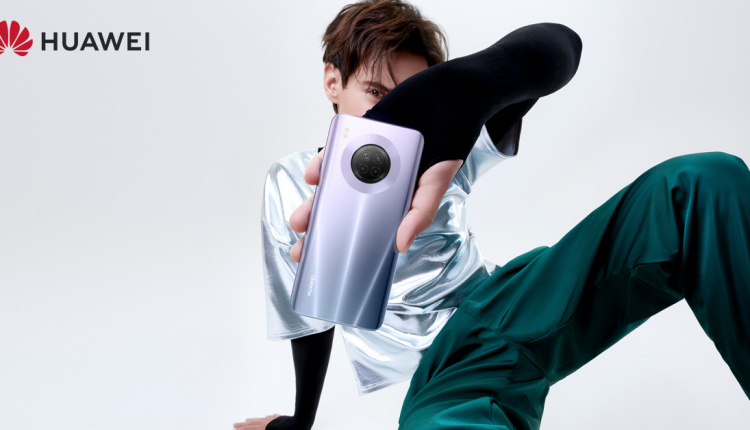 هاتف Huawei Y9a يقدم طرقًا جديدة لمساعدتك على التواصل مع العالم بسهولة