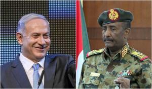 اتفاق تطبيع العلاقات بين السودان وإسرائيل