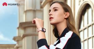 ساعة Huawei WATCH FIT الجديدة تراقب تشبّع الأكسجين في الدم (SpO2) في جسمك بنقرة واحدة