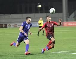 فوز الجزيرة على الرمثا بدوري المحترفين لكرة القدم
