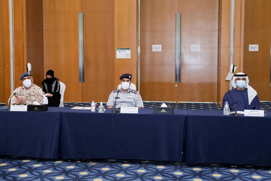 """اللجنة العليا المنظمة لمعرضي """"آيدكس"""" و""""نافدكس"""" ومؤتمر الدفاع الدولي تستكمل التحضيرات النهائية لدورة العام 2021 في أبوظبي"""