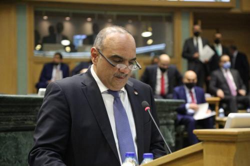47.1 % من الأردنيين راضون عن تعامل حكومة الخصاونة مع أزمة كورونا