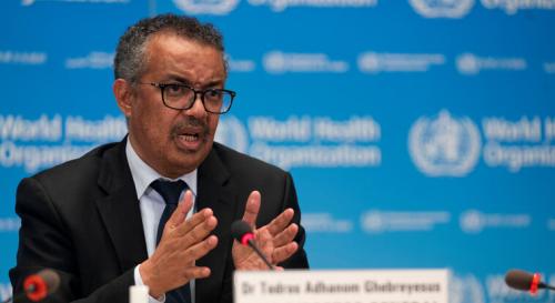 """منظمة الصحة العالمية: العالم على شفا """"فشل أخلاقي كارثي"""" فيما يتعلق باللقاحات"""