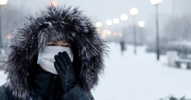 الطقس: اجواء بارداً وشديد البرودة صباحا ، مع فرصة لهطول زخات أمطار في مناطق متفرقة