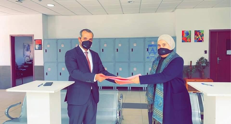 اتفاقية تعاون مشترك بين شركة شوف الاردن للتنمية المستدامة و جامعة البترا
