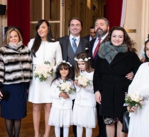 """جدل حول زواج جزائرية من """"حفيد نابليون بونابرت"""" .. من هي العروس و ما هي الحكاية؟ بالفيديو و الصور .."""