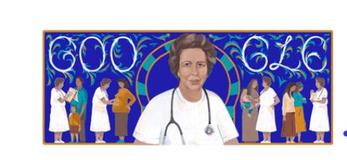 جوجل يحتفي بالطبيبة والناشطة توحيدة بن الشيخ