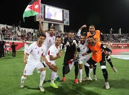 موعد مباريات المنتخب الأردني في تصفيات كأس العرب