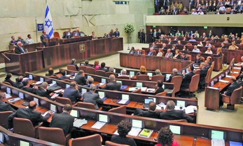الكنيست يمنح الثقة للحكومة الإسرائيلية الجديدة