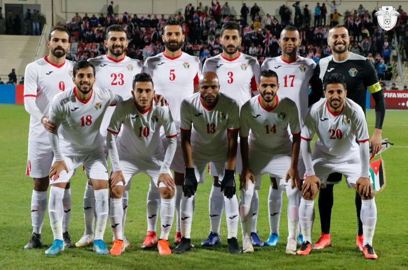 الأردن يودع تصفيات كأس العالم