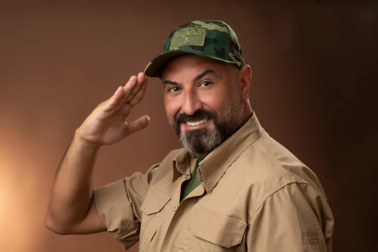 أغنية وطنية جديدة لـ للفنان رامي شفيق بعنوان فديت العسكر وقايد العسكر